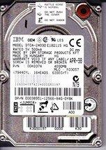 """IBM DTCA-24090 4GB IDE 44pin 2.5"""" 12MM Hard Drive"""