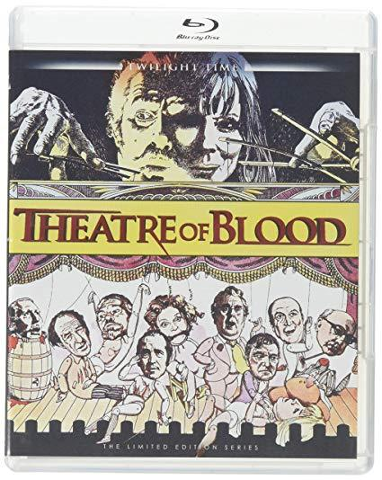 Theatre of Blood (Blu-ray)