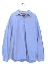 American Eagle Outfitters Vtg Fit Mens 100% Cotton Long Sleeve Dress Shi... - $271,54 MXN
