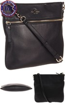 Kate Spade New York Cobble Hill Ellen Cross-Body Handbag,Black,One Size - $307.08