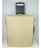 Pelican 1620 Military Deplayment Storage Case (Desert Tan) - NICE !! - $125.00