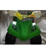 6 Volt Battery Jurassic World Dinosaur Quad Eyes Light Up Toddlers Boys/... - $99.00