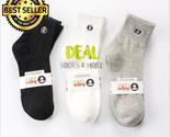 A BATHING APE AAPE Bape 3 PAIRS Socks Logo Sexual Supreme Skateboard Cotton - £7.18 GBP - £12.84 GBP
