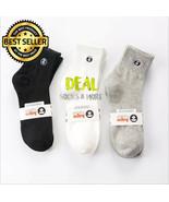 A BATHING APE AAPE Bape 3 PAIRS Socks Logo Sexual Supreme Skateboard Cotton - $8.47+