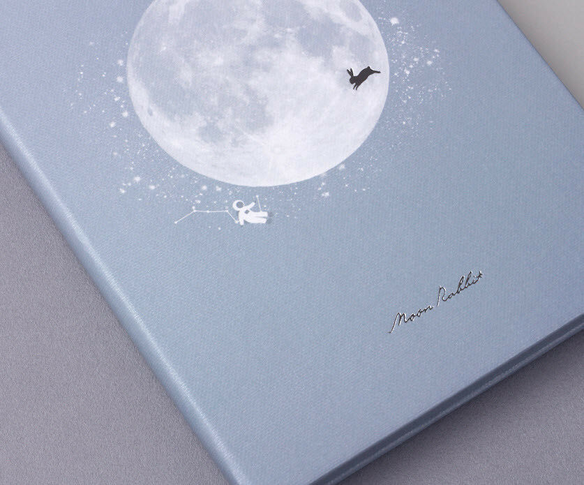 Moon Diary Special Edition Planner Scheduler Study Business Notebook Journal