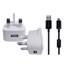 SENNHEISER HD 4.50 NC BT BLUETOOTH HEADPHONE REPLACEMENT USB WALL CHARGER - $9.59