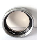 B+W 21E 011 1x UV Filter For Vintage Paillard Bolex 8mm Camera Lenses - $12.92