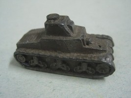 Antique pencil sharpener Dalia in the form of a war tank - $41.83