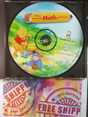 Disney Ready for Math with Winnie the Pooh PC CD-Rom image 3