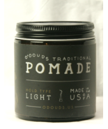 O'Douds - All Natural Pomade (4 oz) Hold Type - Light  New - $22.82