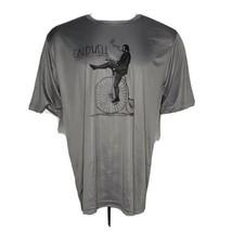 Caldwell Cigar Co T Shirt Men XL Gray Black Print - $48.99