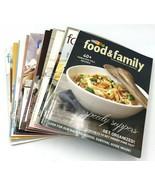 21 Kraft Food & Family Magazine Lot 2004-2009 Recipes Dessert Meals Beve... - $22.99