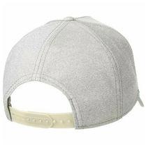 Goorin Bros Snapback Mesh Cap Unicorn Silver Glitter Grey Believer Trucker Hat image 4