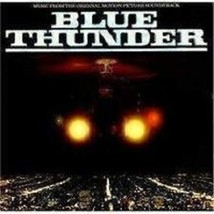Blue Thunder Soundtrack/Score Vinyl LP ( Ex. Cond.) - $31.80