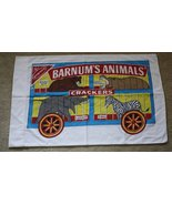 NABISCO  Vintage  Animal Crackers Pillow Case 30 x 20 - $11.00