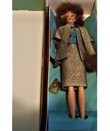 """Barbie Doll - """"1965"""" GOLD N GLAMOUR Reproduction 2006 #1647 NRFB  - $80.00"""