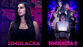 SIMULACRA + SIMULACRA 2   PC Steam Game US Region (KEY ONLY!) - $2.95