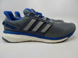 Adidas Energy Boost 3 Size 12.5 M (D) EU 47 1/3 Men's Running Shoes Gray AF4921
