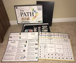 The Path Muslim Board Game Discontinued Rare New Delaware Games - $65.41