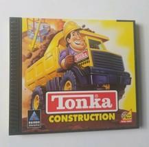 Tonka® Construction (Hasbro Interactive) CD-ROM for Win/Mac  - $9.49