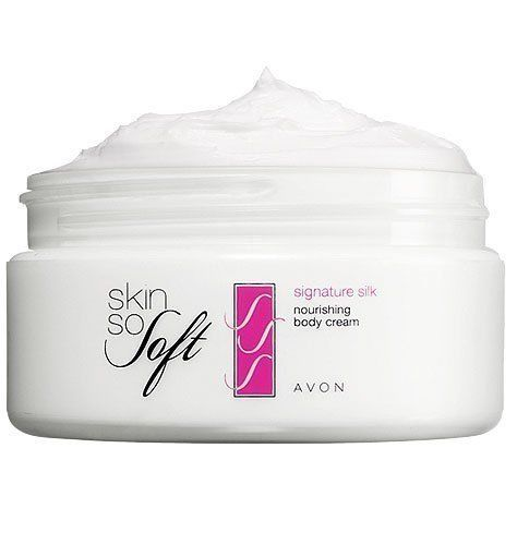 Avon Skin So Soft Signature Silk Nourishing body cream