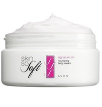 Avon Skin So Soft Signature Silk Nourishing body cream - $13.99