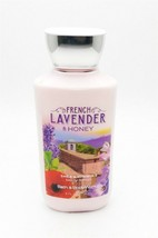 Bath & Body Works French Lavender & Honey Body Lotion 8 Fl Oz. - $12.10