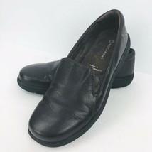 Rockport Adiprene by Adidas Size 6.5 M Brown Slip On Loafer Flat Shoe  - $44.54