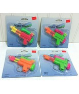 Vtg ROBINSON Mini Strong Water Blaster Keychain x4 Lot Not Supreme /Supe... - $38.21