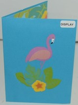 Lovepop LP1816 Flamingo Pop Up Card with White Envelope Package 1 image 2