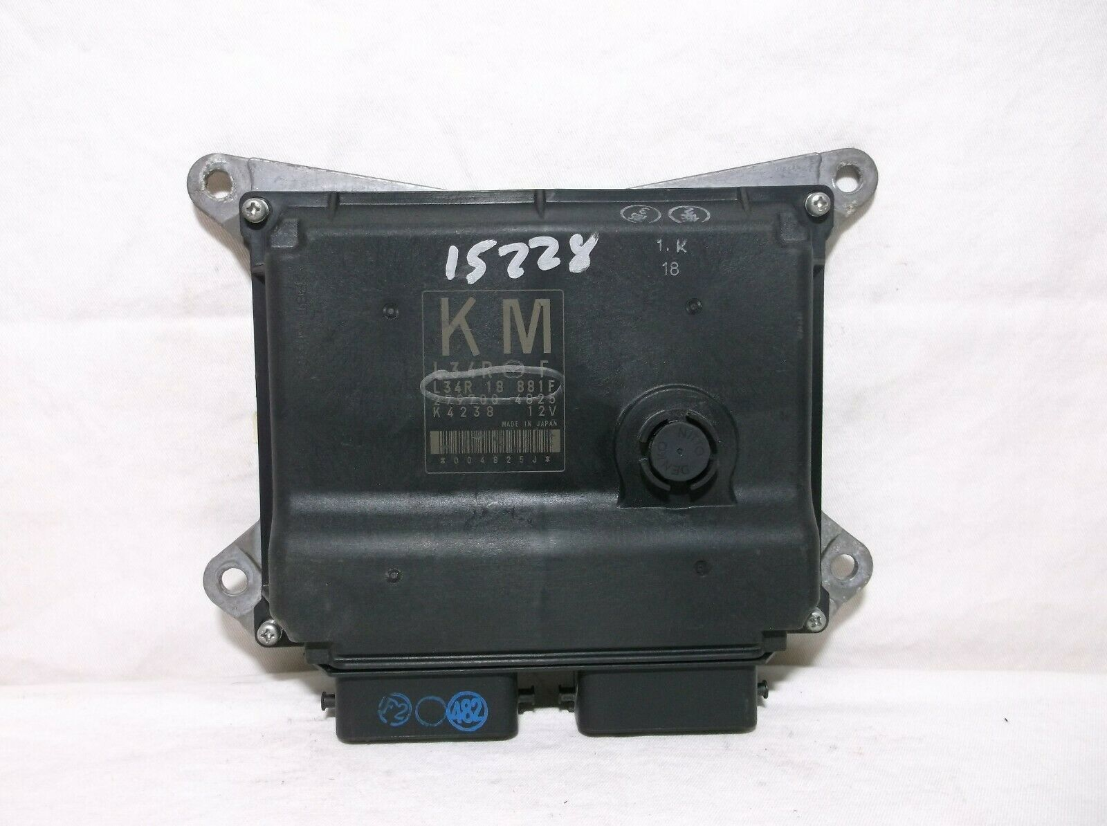 Primary image for 07-08-09  MAZDA 3/  2.3L/  AUTO/  ENGINE CONTROL MODULE/ COMPUTER/ ECU.ECM.PCM