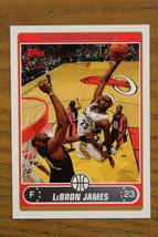 2006-07 Topps Lebrone James #123 PSA 10 ? Cavaliers - $69.30