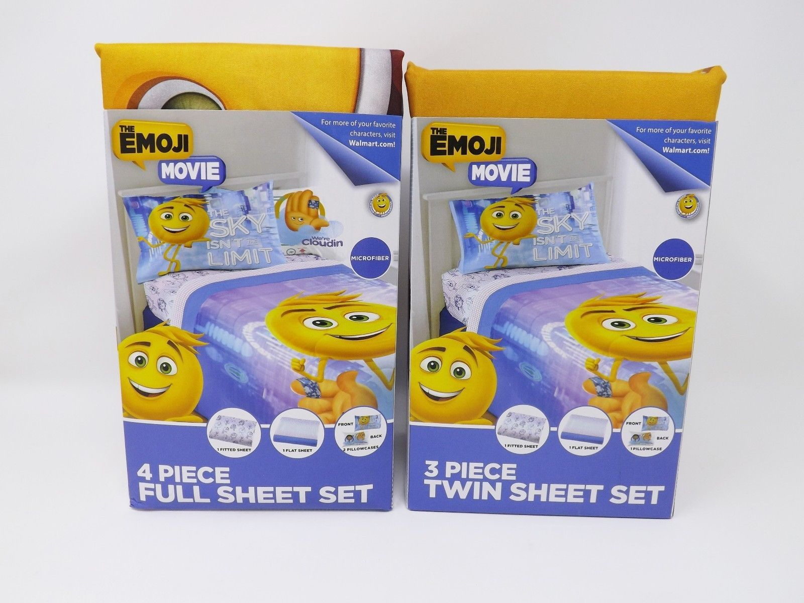 Primary image for The Emoji Movie Sheet Set - New