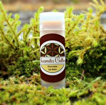Chocolate Lip Balm, Probiotic, Organic- .15 Oz Oval Tube - $4.50