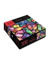 """Butterflies Design Jigsaw Puzzle 300 pc Durable Fit Pieces 11.5"""" x 16"""" Complete image 2"""