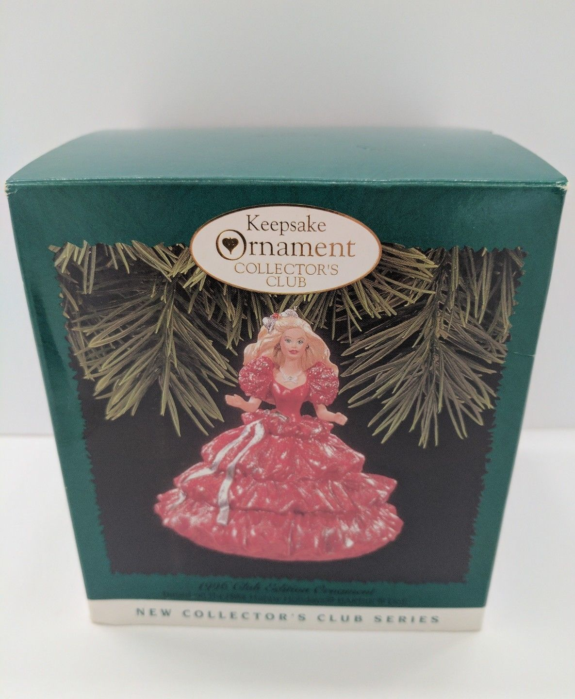 Hallmark Joyful Angel Easter Ornaments 1996 1st in Series