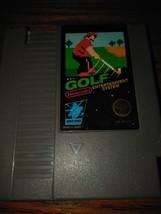 Golf (Nintendo Entertainment System, 1985) - $9.50