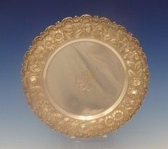 Baltimore Beauty by Baltimore Silversmiths Sterling Silver Dessert Plate #0305 - $845.60