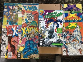 MARVEL Comic Book Lot Of 50 VF Average Condition Heavy On X-Factor & X-Men - $25.19