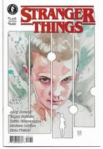 Stranger Things Six #1, 2, 3 & 4 (Of 4) Dark Horse Comics 2019 (C Covers) - $16.76