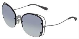 New Coach sunglasses HC7081 900479 58mm Gunmetal Blue Gradient AUTHENTIC... - $262.35