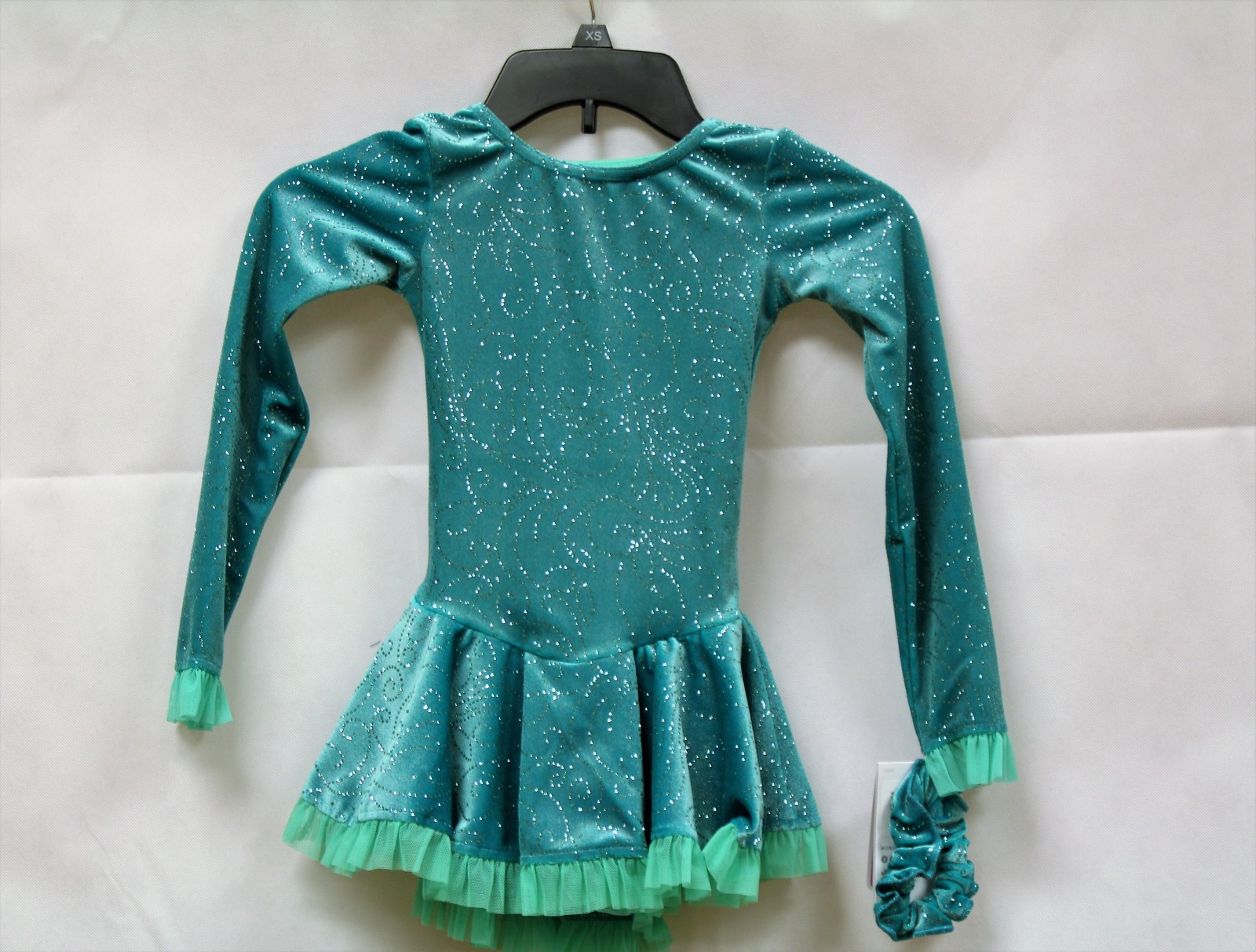 Primary image for Mondor Model 2739 Born to Skate Skating Dress - Little Mermaid Size Adult Small