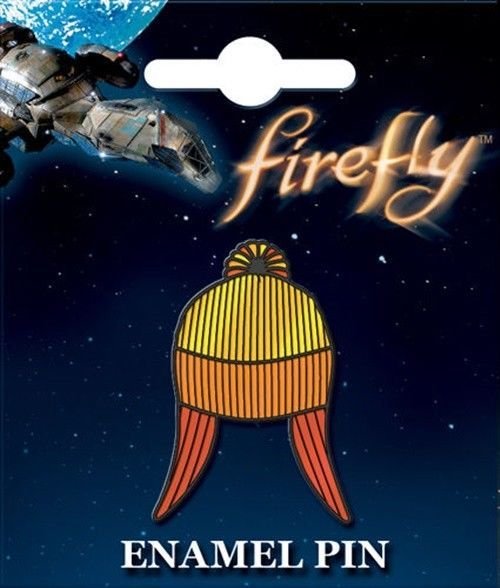 Primary image for Firefly/Serenity Jaynes Laplander Hat Licensed Enamel Metal Lapel Pin NEW SEALED