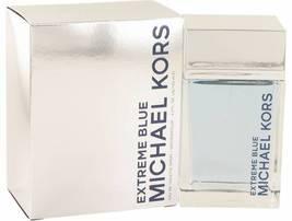 Michael Kors Extreme Blue Cologne 4.0 Oz Eau De Toilette Spray image 3
