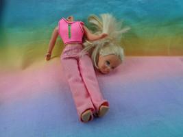 Vintage 1991 Mattel Barbie Doll Teen Sister Blonde Hair -- For Parts -- as is - $3.93