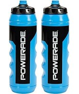 Powerade Squeeze Water Bottle, 32 oz, 2 Piece - $18.46