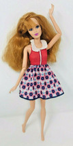 Barbie Life In The Dreamhouse Midge Doll Red Hair Freckles Rooted Eyelashes - $48.99