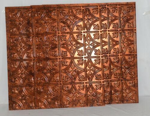 Fasade B5018 Moonstone Copper BackSplash Panel Set of 5 Pieces