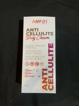 AMNH Skin Care Anti Cellulite Body Cream w Amino Acid 120g Vitamin C Ret... - $26.45