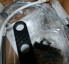 Delta Pilar Single Handle Widespread Kitchen Faucet Sidespray 4380DST image 6